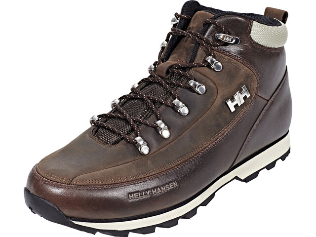 da8ee75bc81 Helly Hansen The Forester Shoes Men brown at Addnature.co.uk